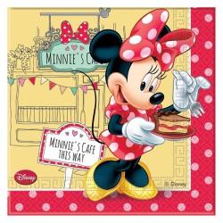Minnie egér pöttyös parti...