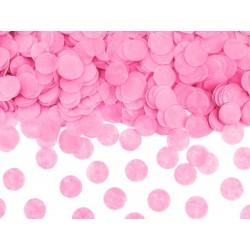 Rózsaszín Kerek Konfettiket Kilövő Konfetti Ágyú, 60 cm-es