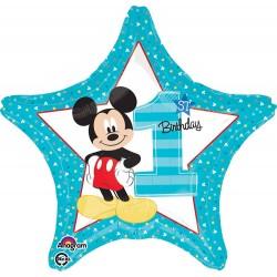 Első születésnapi Mickey...