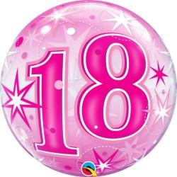 18-as Rózsaszín Csillagos...