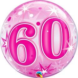 60-as Rózsaszín Csillagos...