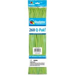 Zöld Party Modellező lufi 260Q, 50 db