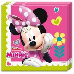Minnie egér parti szalvéta 20 db-os