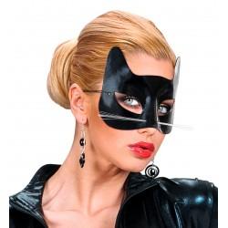 Fekete Macskanő Szemmaszk