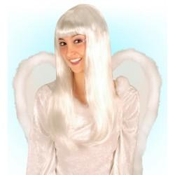 Fehér angyal paróka