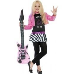 Rock Star Glamour Jelmez M-es (7-9 év)