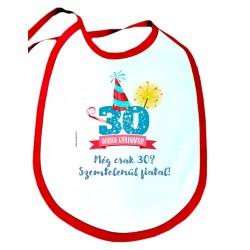 30. Születésnapi Partedli - Még csak 30?