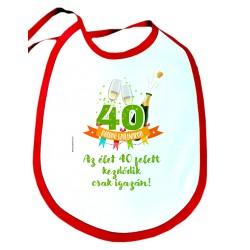 40. Születésnapi Partedli - Az élet 40 felett kezdődik