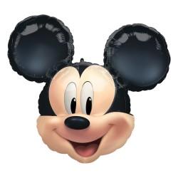 Mickey Mouse Héliumos Fólia Lufi
