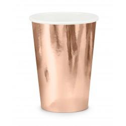 Rosegold - rózsaarany parti pohár