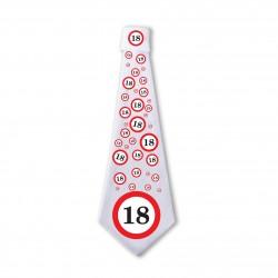 18. Sebességkorlátozós Születésnapi Nyakkendő