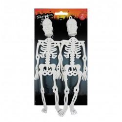 Csontváz dekoráció