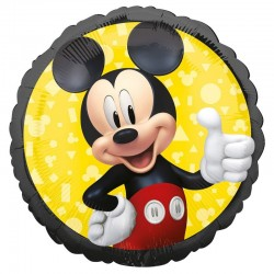 Mikiegér Mickey Mouse forever héliumos fólia lufi