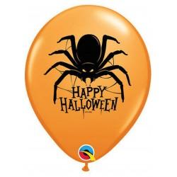 Pók Mintás Halloween Lufi