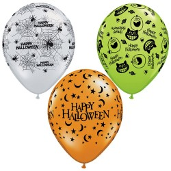 11 inch-es Halloween Assortment Lufi