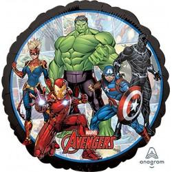 Bosszúállók- Marvel Avengers fólia lufi