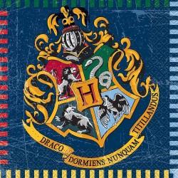 Harry Potter party szalvéta