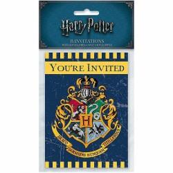 Harry Potter party meghívó