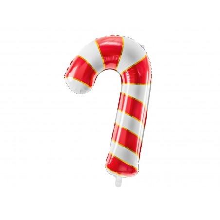 Karácsonyi cukorkabot fólia lufi