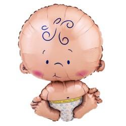 Welcome Baby Super Shape Fólia Lufi Babaszületésre