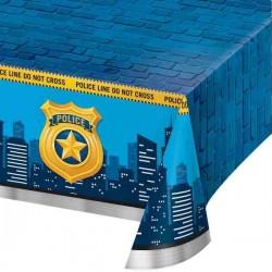 Rendőr Police Parti Asztalterítő