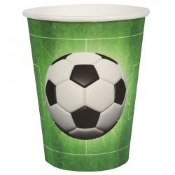 Focilabdás parti pohár