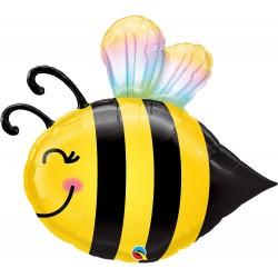 Méhecske Formájú Héliumos Fólia Lufi