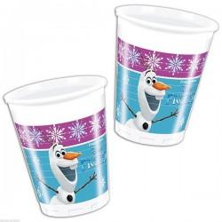 Frozen - Jégvarázs Északi Fény Parti Pohár