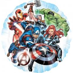 Bosszúállók - Avengers Héliumos Fólia Lufi