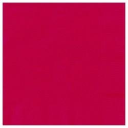 Piros papír szalvéta