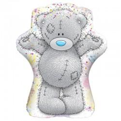 Teddy Maci héliumos fólia lufi - nagy méretű
