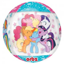 My little pony héliumos fólia gömb lufi