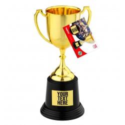 Trófea kupa díj - feliratozható