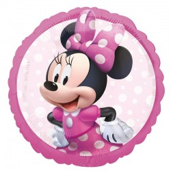 Minnie egeres héliumos fólia lufi