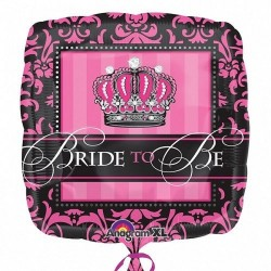 Bride To Be Fólia Lufi...