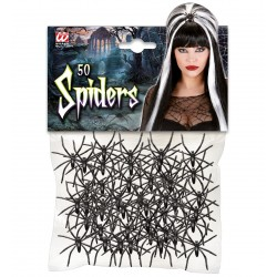 Halloween pók dekoráció szett