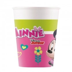 Minnie egér papír pohár