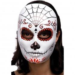 Halloween maszk Halottak napja