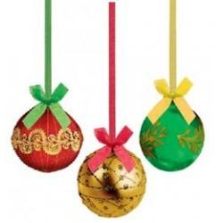 Karácsonyfadíszek Függő Dekoráció - 60 cm, 3 db-os