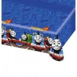 Thomas és Barátai - Thomas and Friends - Parti Asztalterítő - 120 cm x 180 cm