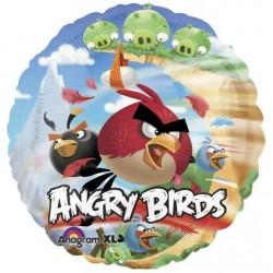 18 inch-es Angry Birds - Fólia Lufi