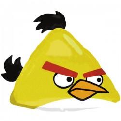 Angry Birds - Sárga Madár - Super Shape Fólia Lufi