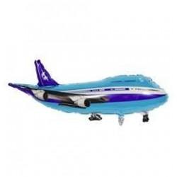 Super Shape Repülőgép Alakú Fólia Lufi