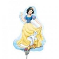Hófehérke - Disney Princess Snow White - Mini Shape Fólia Lufi