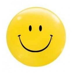 5 inch-es Smile Face Top print Lufi