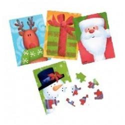 Karácsonyi Mini Puzzle