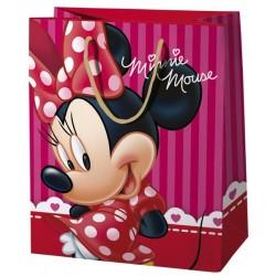 Kicsi Exkluzív Disney Minnie - Minniegér Ajándéktasak 11,5x6,5x14,5 cm