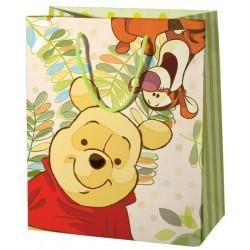 Kicsi Exkluzív Disney Winnie The Pooh - Micimackó és Tigris Ajándéktasak 11,5x6,5x14,5 cm