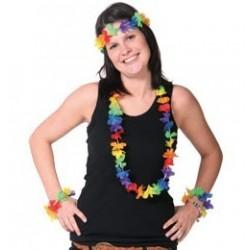 Hawaii Parti Füzér Szett - 4 részes