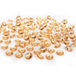 Arany Gyémánt Alakú Kristály hatású Dekorkő